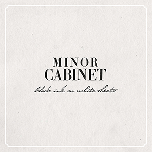 Minor Cabinet - black ink on white sheets 300px